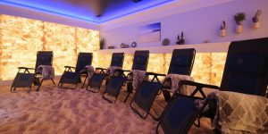 Salt Works Spa - Salt Therapy