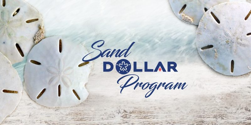 Sand Dollar Customer Reward Program